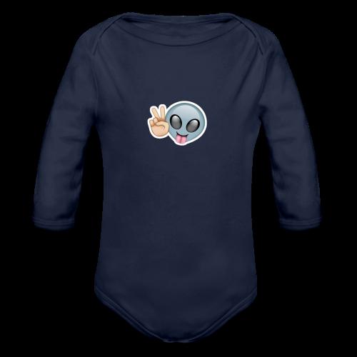 GRAVITNATORS - Organic Long Sleeve Baby Bodysuit
