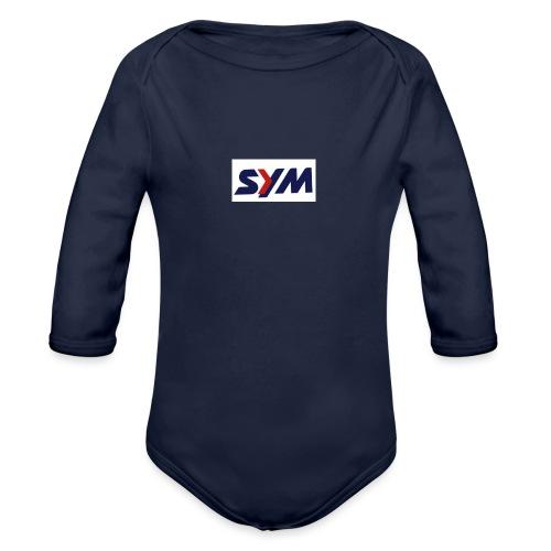 download_-7- - Organic Long Sleeve Baby Bodysuit