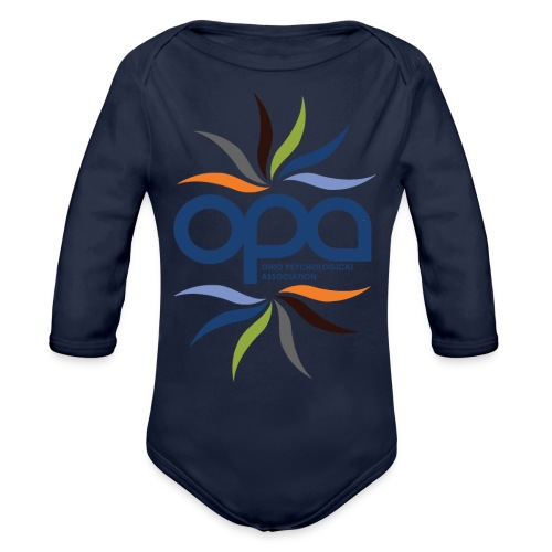 iPhone case with full color OPA logo - Organic Long Sleeve Baby Bodysuit