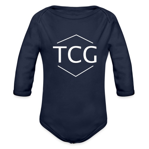 Simple Tcg hoodie - Organic Long Sleeve Baby Bodysuit