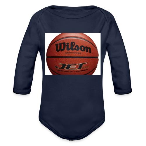 D7D3DA8A 99F8 4686 910E DF6179D3929F - Organic Long Sleeve Baby Bodysuit