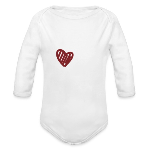 From Miss To Mrs - Organic Long Sleeve Baby Bodysuit