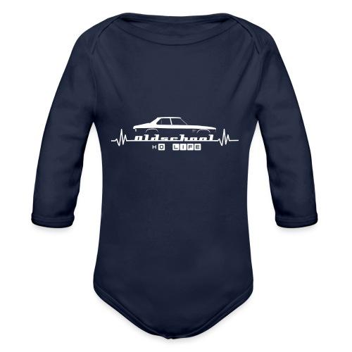 hq 4 life - Organic Long Sleeve Baby Bodysuit