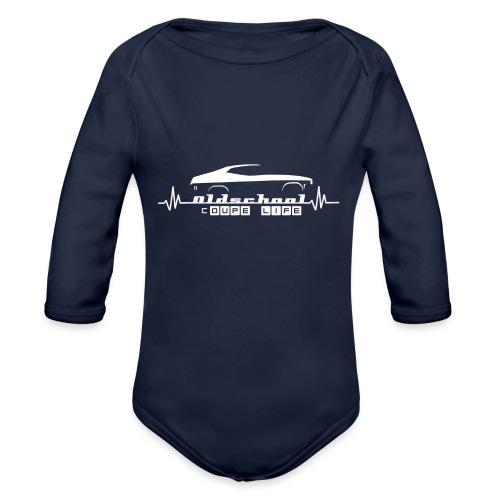 xd coupe life - Organic Long Sleeve Baby Bodysuit