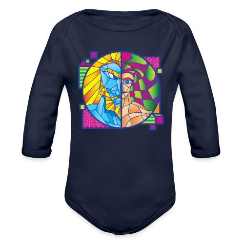 Zeus & Son - Organic Long Sleeve Baby Bodysuit