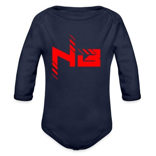 NB Awesomeness 2.0 - Organic Long Sleeve Baby Bodysuit