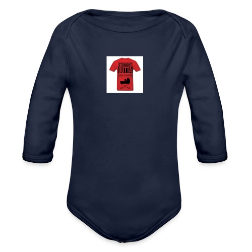 1016667977 width 300 height 300 appearanceId 196 - Organic Long Sleeve Baby Bodysuit