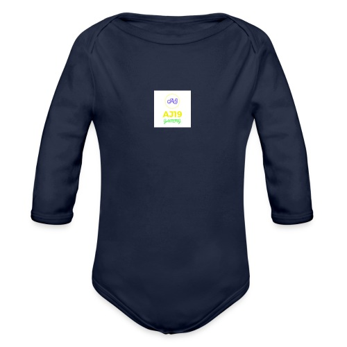 MY SHIRT FOR BABIES - Organic Long Sleeve Baby Bodysuit