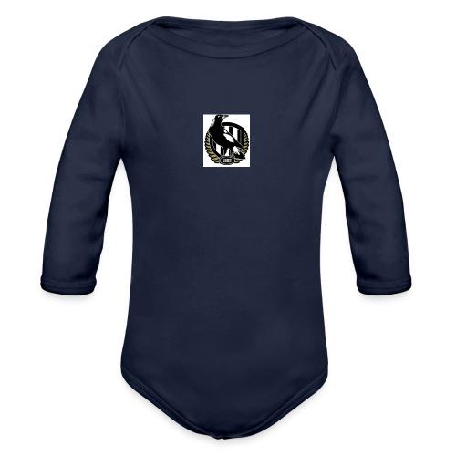 collingwood - Organic Long Sleeve Baby Bodysuit