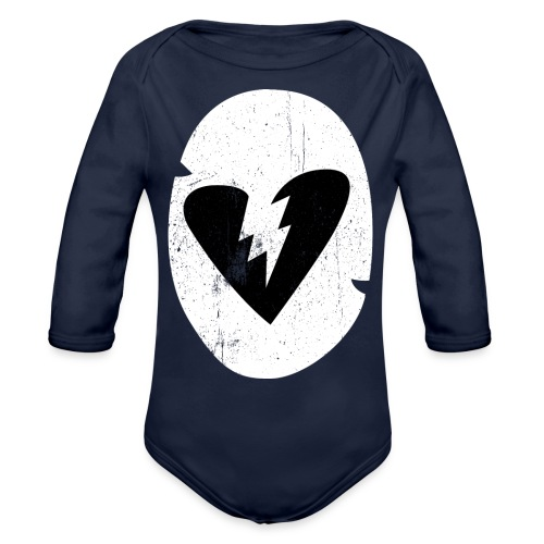 Cuddle Team Leader - Organic Long Sleeve Baby Bodysuit
