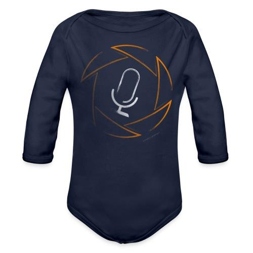 Iconic StreetPX - Organic Long Sleeve Baby Bodysuit