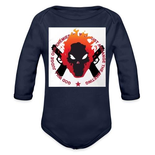 judgement - Organic Long Sleeve Baby Bodysuit