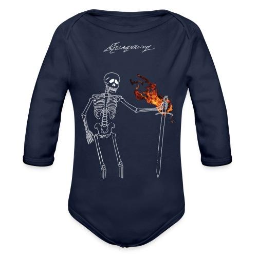 Dissent - Organic Long Sleeve Baby Bodysuit