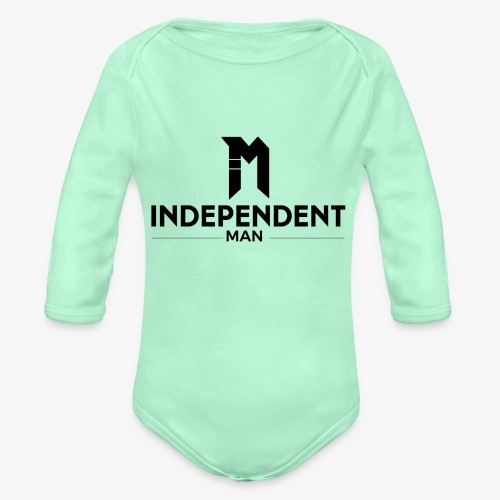 Streetwear - Organic Long Sleeve Baby Bodysuit