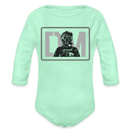 Defense Mechanisms: Make Ready - Organic Long Sleeve Baby Bodysuit