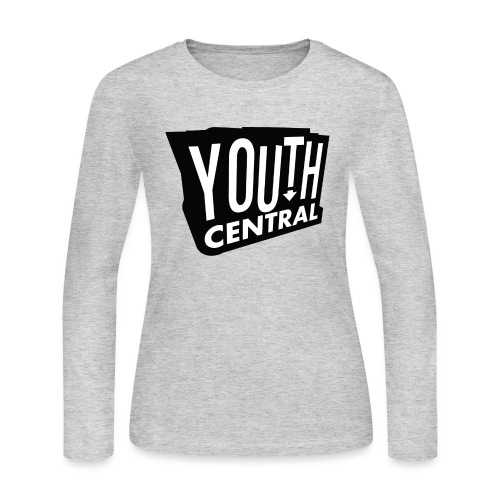 Youth Central - Women's Long Sleeve Jersey T-Shirt