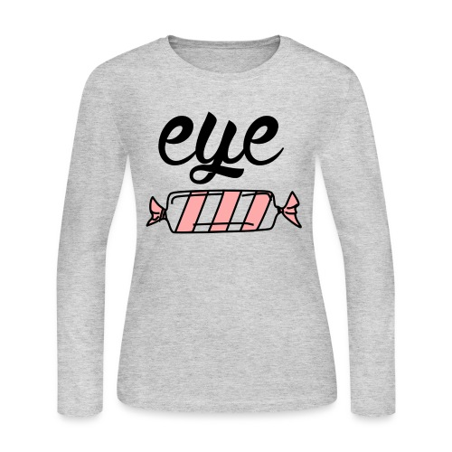 Eye Candy - Women's Long Sleeve Jersey T-Shirt