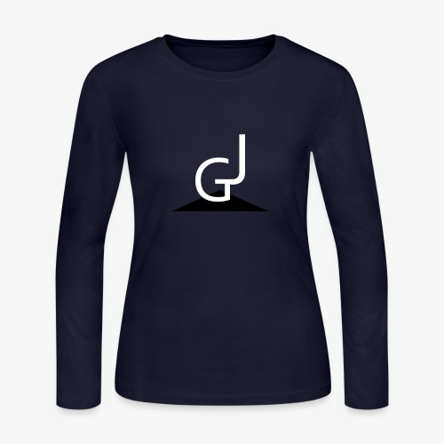 James Garlimah Logo - Women's Long Sleeve Jersey T-Shirt