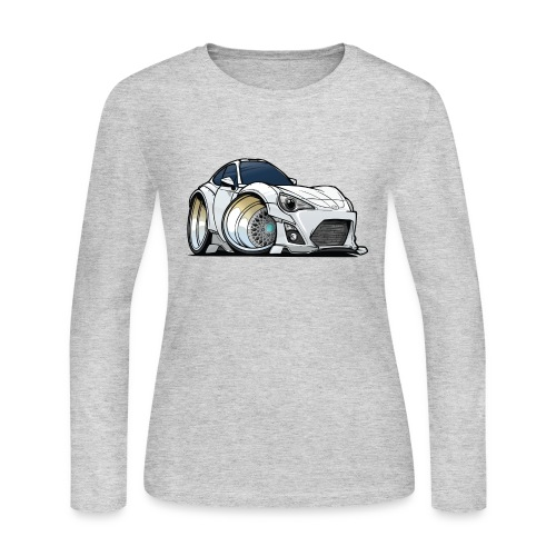 Toyota 86 - Women's Long Sleeve Jersey T-Shirt