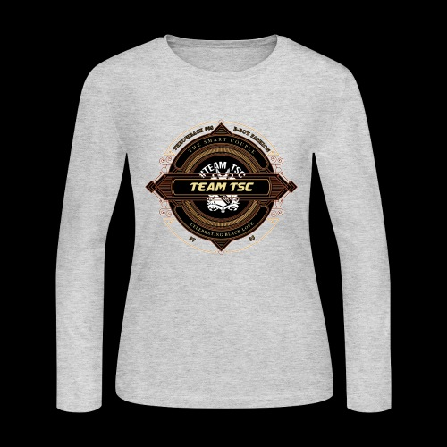 Design 9 - Women's Long Sleeve Jersey T-Shirt