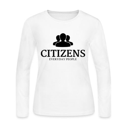 Citizens Sweaters - Women's Long Sleeve Jersey T-Shirt