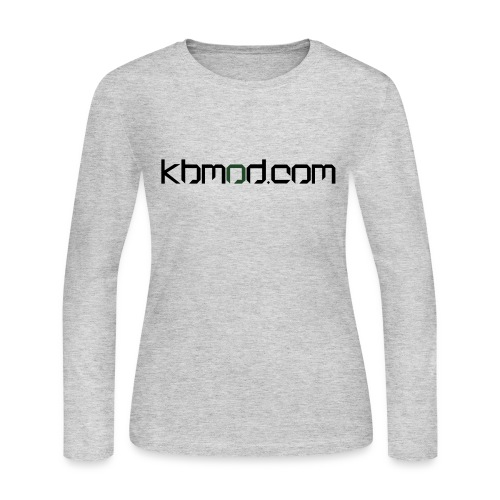 kbmoddotcom - Women's Long Sleeve Jersey T-Shirt