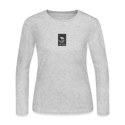 ABSYeoys merchandise - Women's Long Sleeve Jersey T-Shirt