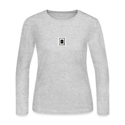Dabbing pandas - Women's Long Sleeve Jersey T-Shirt