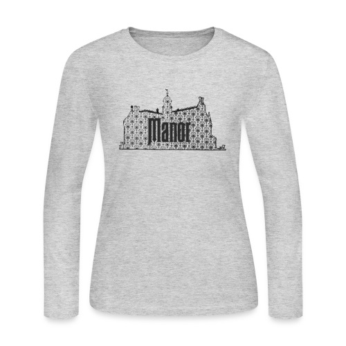 Mind Your Manors - Women's Long Sleeve Jersey T-Shirt