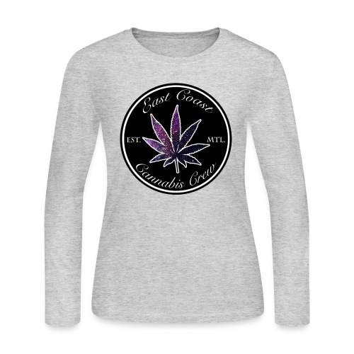 OG Cannabis Crew - Women's Long Sleeve Jersey T-Shirt