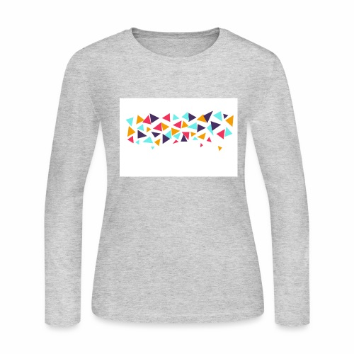T shirt - Women's Long Sleeve Jersey T-Shirt