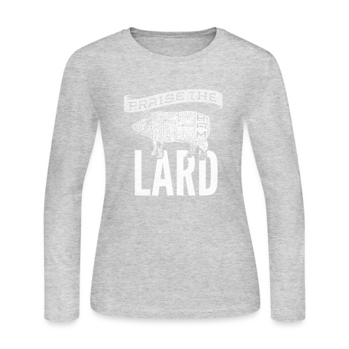 praisethelard4000px - Women's Long Sleeve Jersey T-Shirt