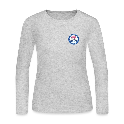 ICEBING002 - Women's Long Sleeve Jersey T-Shirt