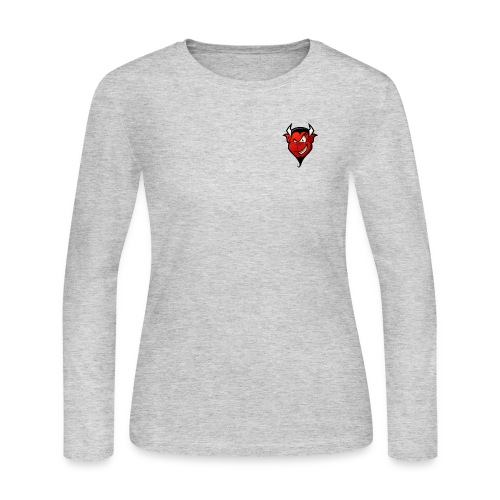 Melbourne Devil - Women's Long Sleeve Jersey T-Shirt