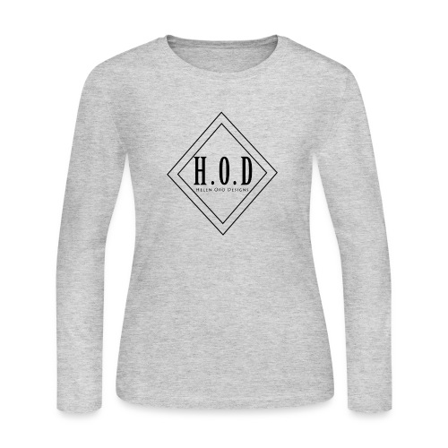HOD LOGO - Women's Long Sleeve Jersey T-Shirt