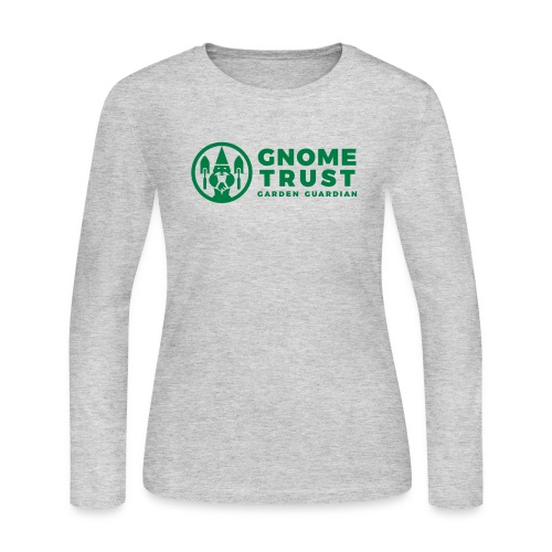 GNOMETRUST - Women's Long Sleeve Jersey T-Shirt