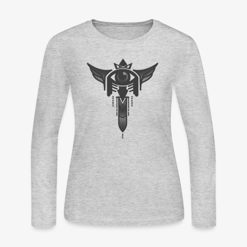 King's Eye - Women's Long Sleeve Jersey T-Shirt