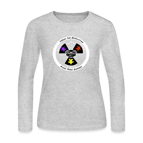 Pikes Peak Gamers Convention 2019 - Clothing - Women's Long Sleeve Jersey T-Shirt