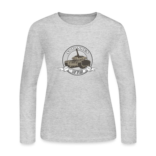 Centurion: 50 Tonnes of Fun - Women's Long Sleeve Jersey T-Shirt