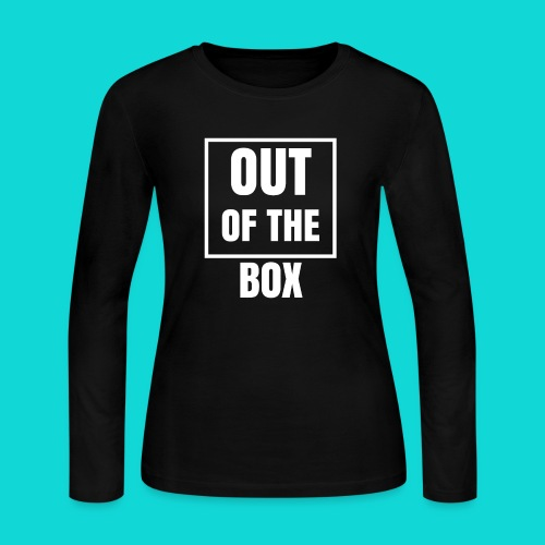 Out of the Box - Women's Long Sleeve Jersey T-Shirt