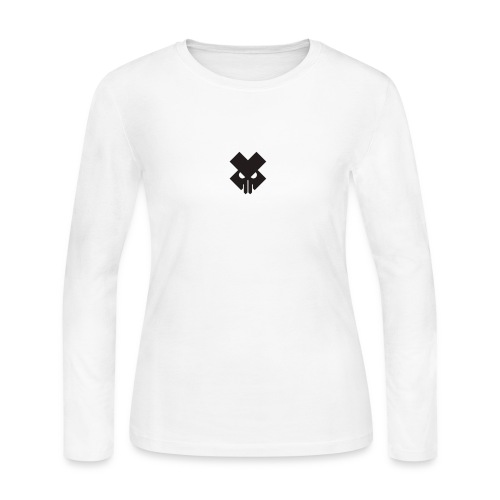 T.V.T.LIFE LOGO - Women's Long Sleeve Jersey T-Shirt