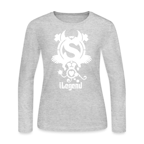 Super Legend (Woman) - Women's Long Sleeve Jersey T-Shirt