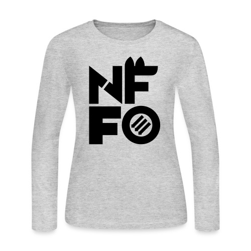 NFFO - Women's Long Sleeve Jersey T-Shirt
