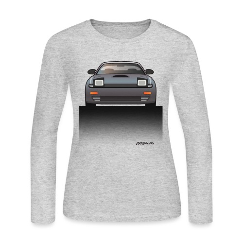 Toyota Celica GT Four All Trac Turbo ST185 - Women's Long Sleeve Jersey T-Shirt