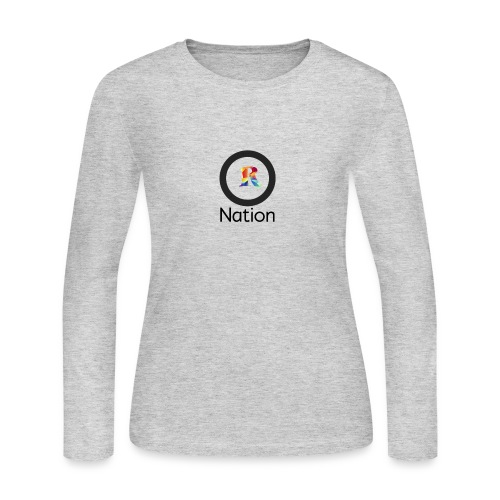 Reaper Nation - Women's Long Sleeve Jersey T-Shirt