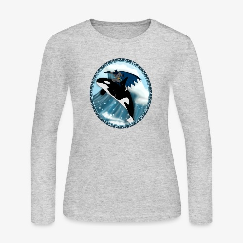 Nananana BATMAN - Women's Long Sleeve Jersey T-Shirt
