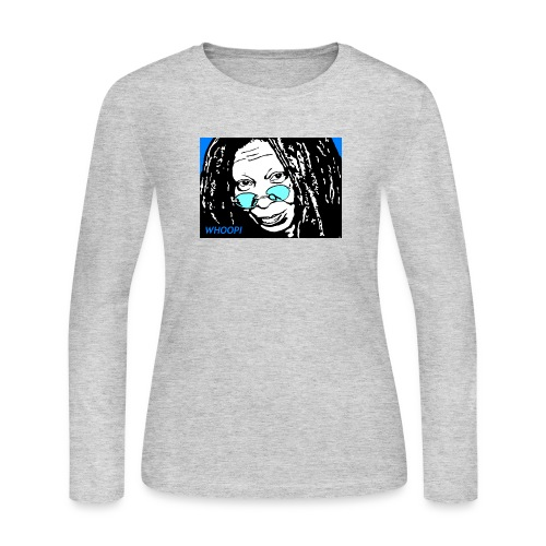 WHOOPI - Women's Long Sleeve Jersey T-Shirt