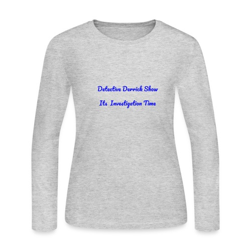 DDS - Women's Long Sleeve Jersey T-Shirt