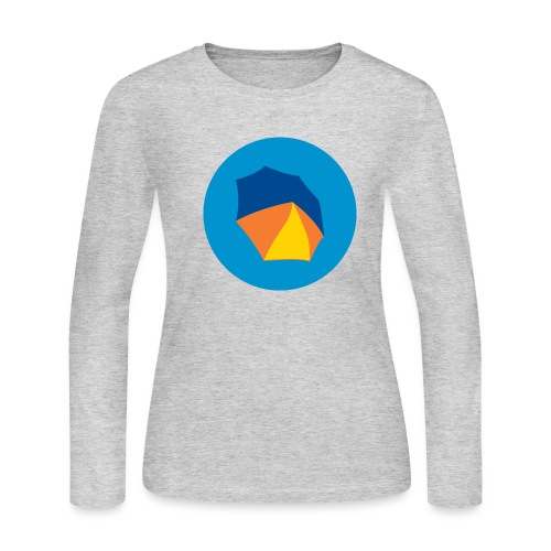 umbelas icon 2 - Women's Long Sleeve Jersey T-Shirt