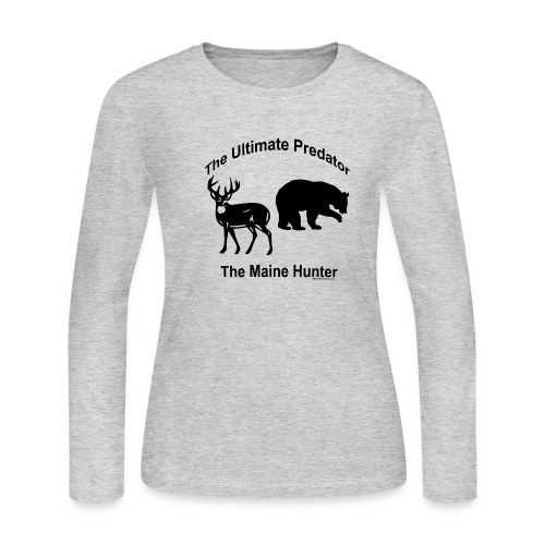 Ultimate Predator - Women's Long Sleeve Jersey T-Shirt